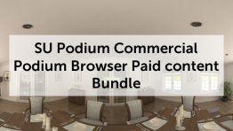 SU Podium V2.5 and Podium Browser Commercial Bundle