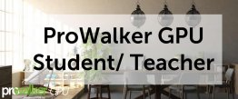 ProWalker GPU Student/Teacher - Windows Only